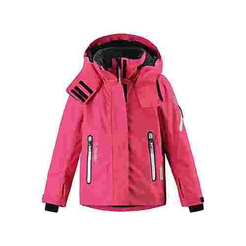 reima Roxana Skijacke Kinder Strawberry red