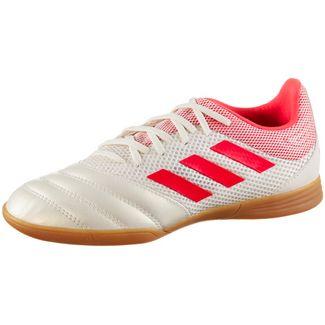 adidas COPA 19.3 IN SALA J Fußballschuhe Kinder off white