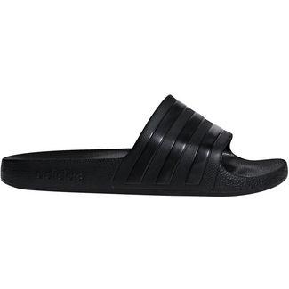 adidas Adilette Aqua Badelatschen Damen core black