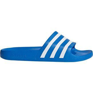 adidas Adilette Aqua Badelatschen true blue