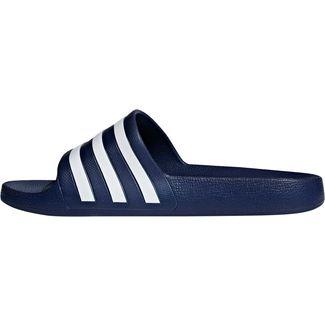 official photos 700a2 292f7 adidas Adilette Aqua Badelatschen dark blue