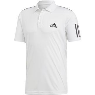 adidas CLUB 3STR Poloshirt Herren white