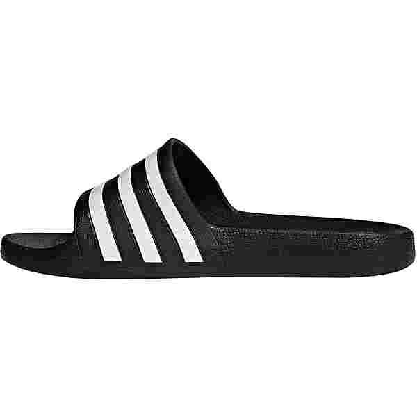 adidas Adilette Aqua Badelatschen core black