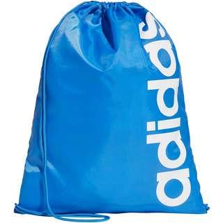 adidas Linear Turnbeutel Kinder true blue