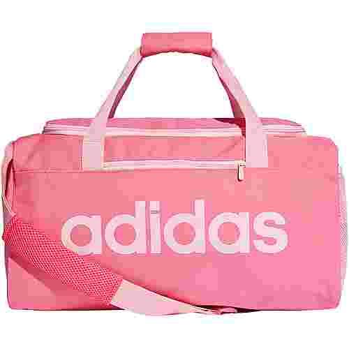 adidas Sporttasche Kinder semi solar pink