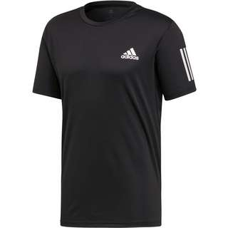adidas CLUB 3STR Funktionsshirt Herren black