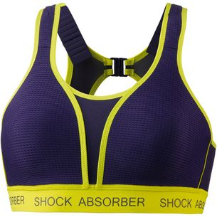 Shock Absorber Ultimate Run Sport-BH Damen dunkelblau