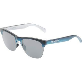 Oakley Frogskins Lite Prizm Black Sportbrille black teal fade silver