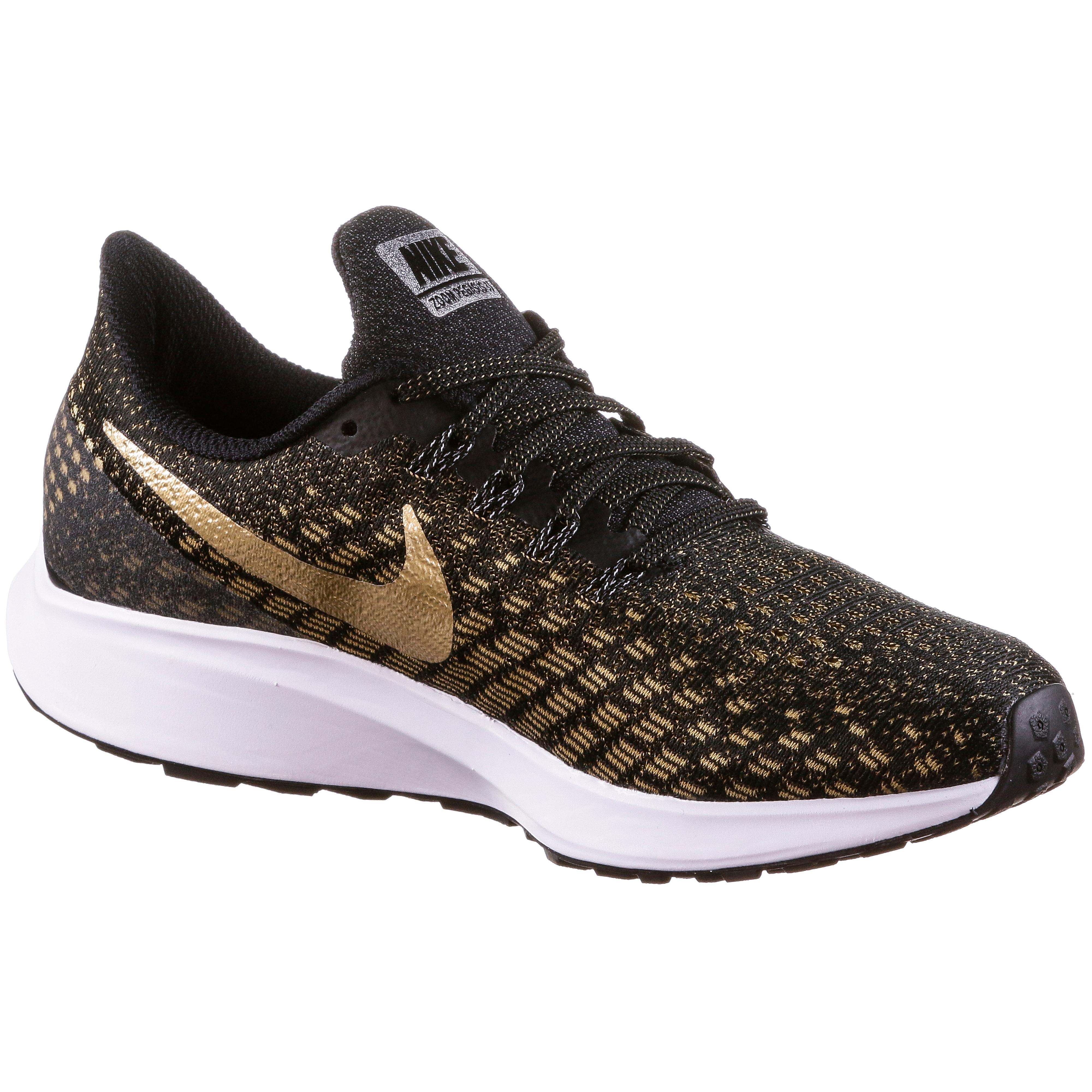 Nike Air Zoom Pegasus 35 Laufschuhe Damen Damen Damen schwarz-metallic-platinum-wheat-Gold im Online Shop von SportScheck kaufen Gute Qualität beliebte Schuhe 05e55a