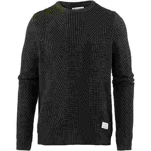 CORE by JACK & JONES Strickpullover Herren rosin