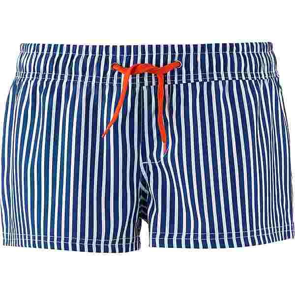 Maui Wowie Sporty Badeshorts Damen dunkelblau