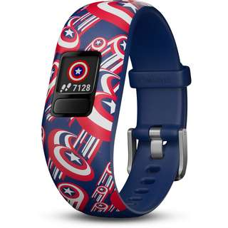 Garmin Vivofit Junior 2 Fitness Tracker Kinder blue