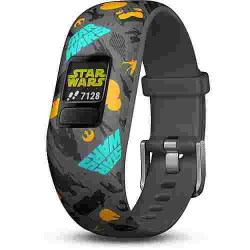 Garmin Vivofit Junior 2 Fitness Tracker Kinder grey