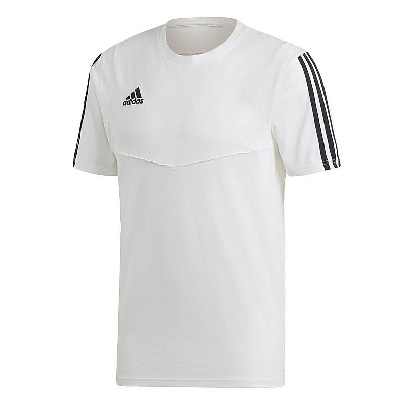 newest 22913 f6bb1 adidas T-Shirt Herren White  Black
