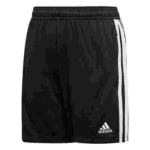 adidas Tiro 19 Trainingsshorts Funktionsshorts Kinder Black / White