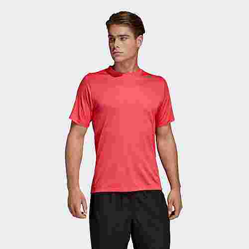 adidas FreeLift 360 Fitted Climachill T-Shirt T-Shirt Herren Rosa