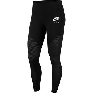 Nike Air Lauftights Damen black-black-white