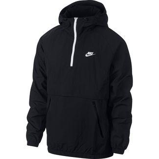 Nike NSW Windbreaker Herren black-black-white