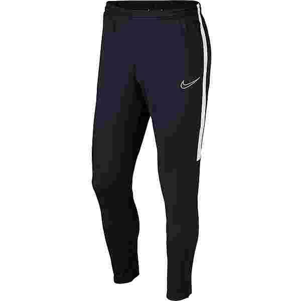 Nike Academy Trainingshose Herren obsidian-white-white