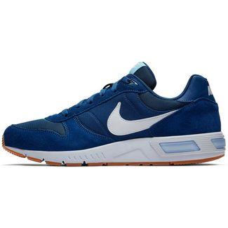 Nike Nightgazer Sneaker Herren coastal blue-white-bluecap