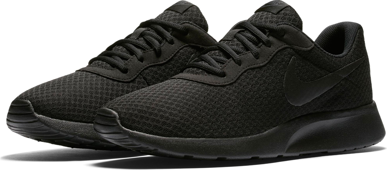 sneaker herren jetzt bei sportscheck kaufen  nike tanjun sneaker herren black black anthracite