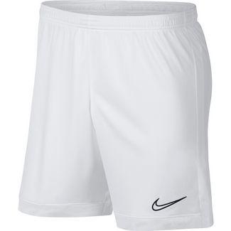 Nike Academy Fußballshorts Herren white-white-black