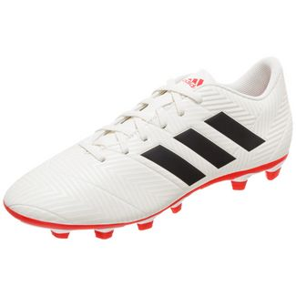 adidas Nemeziz 18.4 Fußballschuhe Herren weiß / schwarz