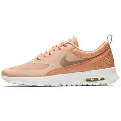 Nike Air Max Thea Sneaker Damen crimson tint-pale ivory-celery
