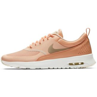 sports shoes 6b4f4 265a1 Nike Air Max Thea Sneaker Damen crimson tint-pale ivory-celery