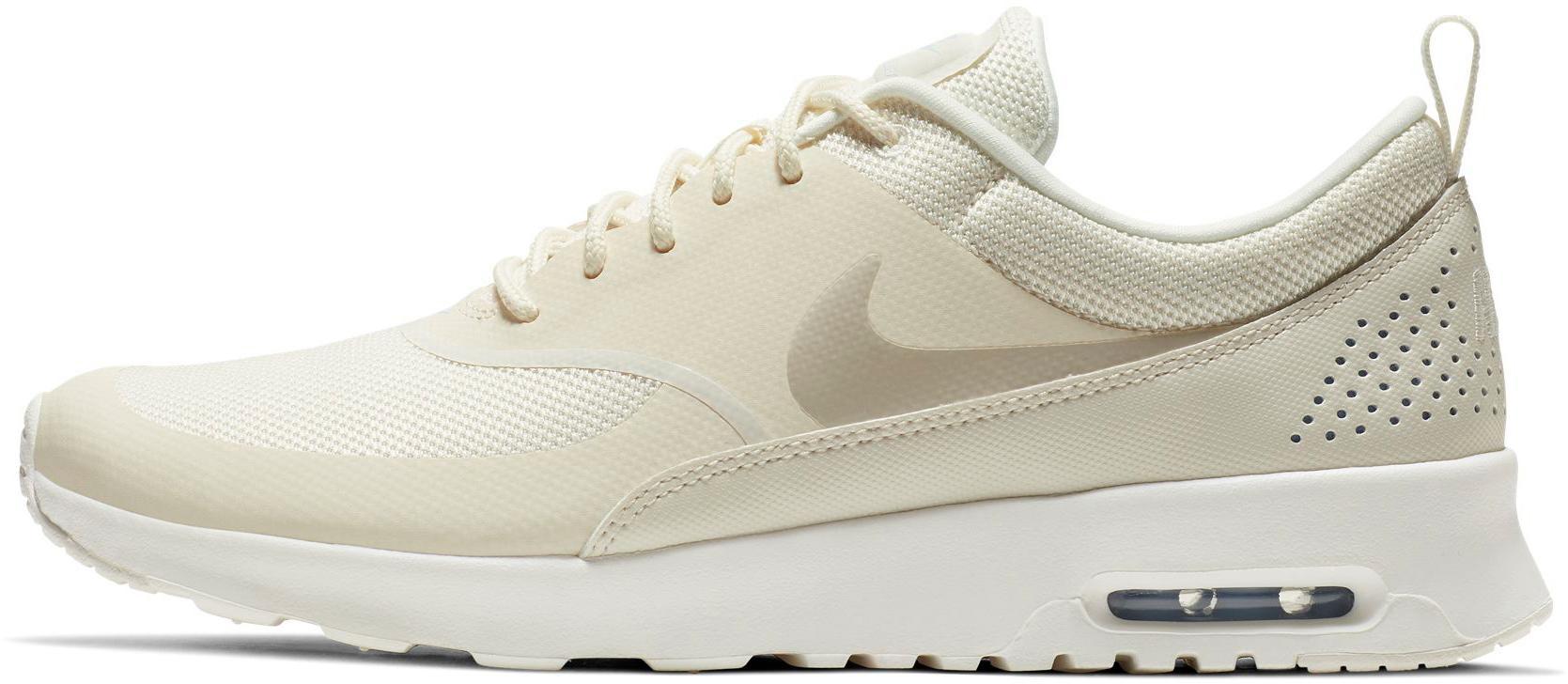 Nike Air Max Thea crimson tintpale ivorycelery (Damen) (599409 805) ab € 79,95