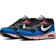 Nike Air Max Correlate Sneaker Damen black-white-soar-hot punch