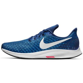 quality design 03d4f 93bdc Nike AIR ZOOM PEGASUS 35 Laufschuhe Herren indigo force-white-photo  blue-blue