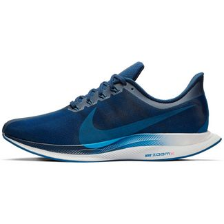 Nike ZOOM PEGASUS 35 TURBO Laufschuhe Herren indigo force-photo blue-blue void-red orbit-white