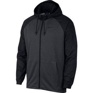 Nike Utility Core Trainingsjacke Herren charcoal heathr-black