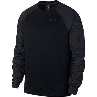 Nike Utility Core Funktionsshirt Herren black-black-mtlc hematite