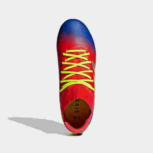 adidas Nemeziz Messi 18.3 FG Fußballschuh Fußballschuhe Herren Active Red / Silver Met. / Football Blue