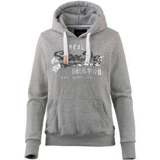 best service 0f4f5 721a5 Hoodies von Superdry in grau im Online Shop von SportScheck ...