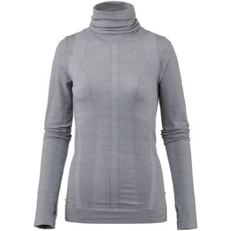 Falke Funktionsshirt Damen grey-heather