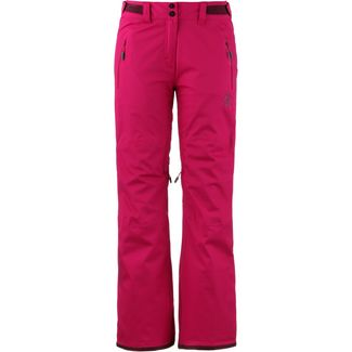 SCOTT Ultimate Dryo 10 Skihose Damen ruby red