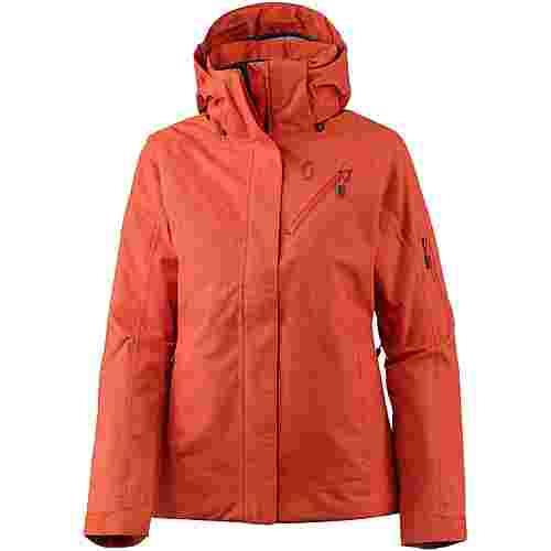 SCOTT Ultimate Dryo 20 Skijacke Damen moroccan red heather