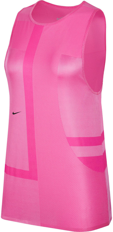Pink Laser Tech Pack Black Fuchsia Nike Funktionstank Damen Psychic wg01Rxvpvq