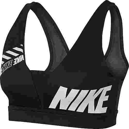 Nike Sport Distort Indy Sport-BH Damen black-black