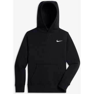 Nike Sweatshirt Kinder black-white