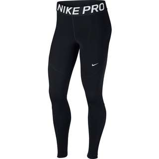 Nike Pro Tights Damen black-white