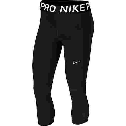 Nike Pro Tights Damen black-white