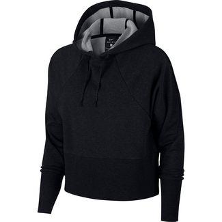 Nike Studio Versa Hoodie Damen black heather