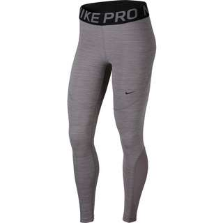 Nike Pro Tights Damen gunsmoke-black