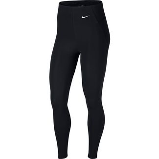 Nike Sculpt victory Tights Damen black-white