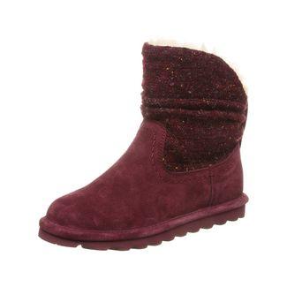 Bearpaw VIRGINIA Boots Damen WINE (667)