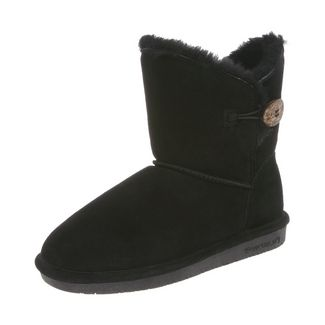 Bearpaw ROSIE Boots Kinder BLACK II (011)